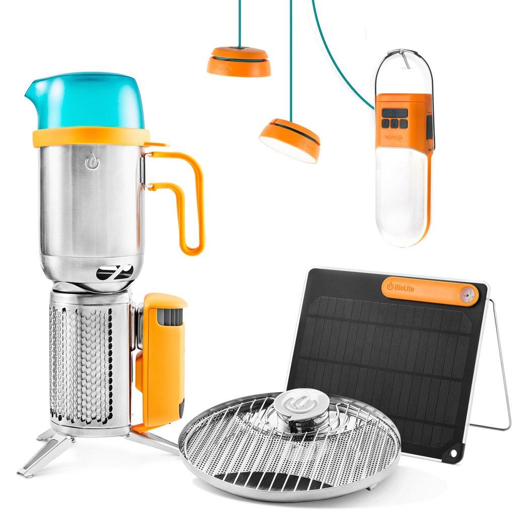 BioLite Eco Camping gear EnergyBundle