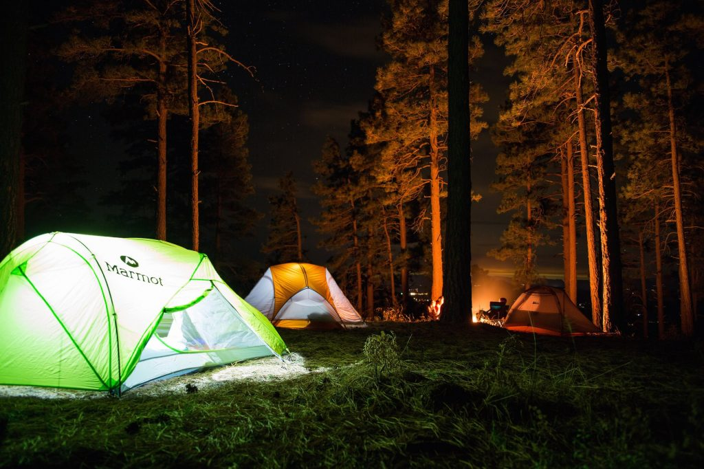 ECO-CAMPING AND THE BENEFITS OF SPENDING TIME OUTDOORS