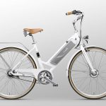 timeless Italian designed electric bike