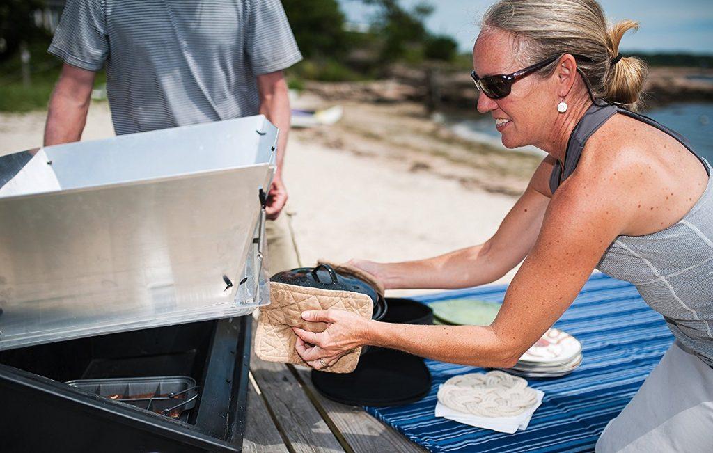Solar Oven - Portable Solar Cooking